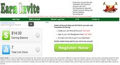 EarnInvite Review - Is This For Real or Just Another Scam Site? Make Money Online, How To Make Money, Create Yourself, Accounting, Positivity, Invitations, Save The Date Invitations, Shower Invitation, Invitation