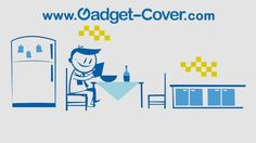 Gadget Cover TV Ad - Voiced by Guy Harris