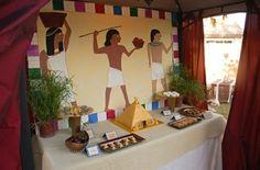 Fiesta egipcia...