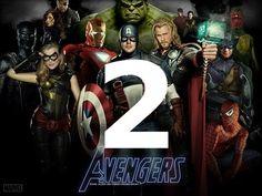 The Avengers 2 estará a cargo del director. Thor, Iron Man, Hulk, Capitán América, Viuda Negra, Ojo de Halcón y Nick Furia