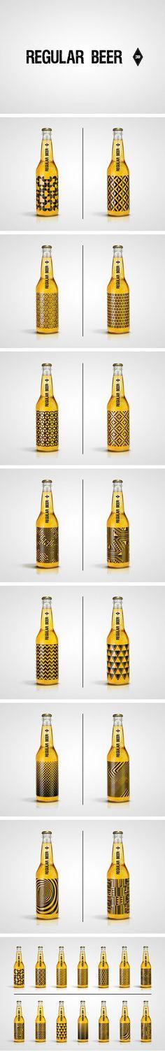 Regular Beer by Kamil PiÄ…tkowski