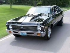 70 Nova had this one in 1980 and sold it for a whopping $400.00 typo? Nope ...A complete dope !!