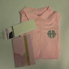 This sale package is designed specifically for Alpha Kappa Alpha Sorority. We only have one left in stock and when it is sold, it is gone. Get this item while it lasts. Items shown in picture are the