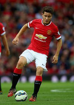 Ander Herrera - Manchester United v Valencia, 12th August 2014 #mufc #manutd
