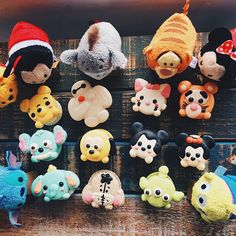 honeyandbutter We are almost sold out of #tsum #macarons today! Thank you so much for all your support ️! #honeyandbutter #tsumtsum #pluto #mickeymouse #minniemouse #dumbo #stitch #eeyore #pooh #marie #baymax #tigger #alientoystory