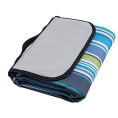 Outdoor Picnic Beach Mat Blanket Waterproof Picnic Blanket for Traveling, Camping, Hiking -- Check this awesome image @ http://www.amazon.com/gp/product/B01D8FVRPU/?tag=wwwmytravel-20&jk=200716194904