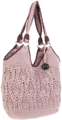 The Sak Purple Stellaris Tote