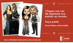 Inspiração e Expressão!  #centraldancadoventre #dancadoventre #paixão #mulher #mascote http://www.centraldancadoventre.com.br/mascotes