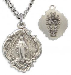 View all Our Lady and Miraculous Medals from Catholic Faith Store