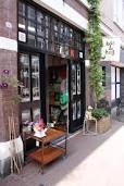 bos en heij arnhem - a nice little shop, i can't resist their vintage earrings i buy them for my daugther.