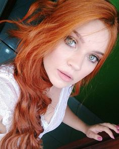 45 Ideas Hair Red Natural Redheads Strawberry Blonde For 2019 Natural Red Hair, Natural Redhead, Redhead Girl, Brunette Girl, Beautiful Red Hair, Beautiful Eyes, Beautiful Women, Red Hair Woman, Ginger Girls