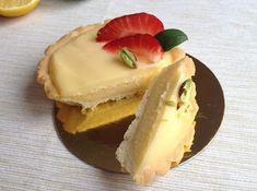 Citronové tartaletky Panna Cotta, Cheesecake, Ethnic Recipes, Cupcakes, Lemon, Dulce De Leche, Cupcake Cakes, Cheesecakes, Cherry Cheesecake Shooters
