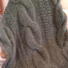 Beautiful handmade blanket