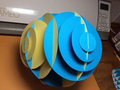 Papercrafts and other fun things: Super Pi Day Ball