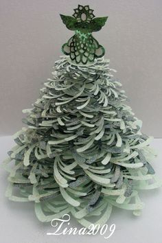 Christmas Tree Toilet Paper Craft | ... paper crafts,christmas tree craft,craft,craft christmas tree,christmas