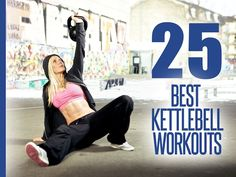 Discover the 25 Best Kettlebell Workouts, and how to put together thousands of your own routines and circuits with these Kettlebell Formats.