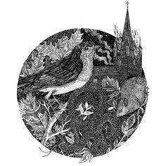 Les illustrations macabres de Sin Eater - Co&Jo