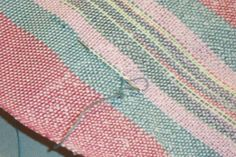 Magic in the Water: Wet Finishing in Weaving Posted by Laura Fry