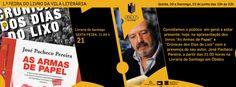 Óbidos Vila Literária Apresentação de livro de Pacheco Pereira