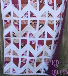 City Bridges Quilt by KD-Quilts