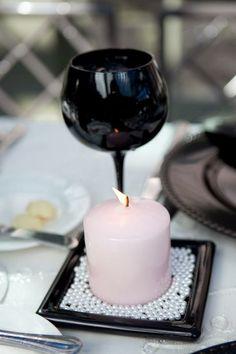 45 Awesome Ideas For A Black And White Wedding | Weddingomania