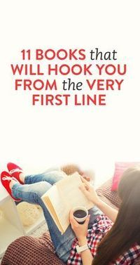 11 Books That Will Hook You From The Very First Line