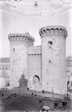 Alicante, Castles, Nostalgia, Exterior, Vintage, Valencia Spain, Building Architecture, Antique Photos, Past Tense