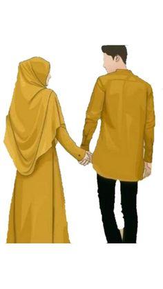 Camera gear jodoh quotes islam muslim co. Muslim Couple Quotes, Cute Muslim Couples, Muslim Girls, Cute Anime Couples, Romantic Couples, Love Cartoon Couple, Cute Couple Art, Cute Love Cartoons, Image Couple