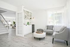 Real Reno: Three Birds Renovations share House 4 in every detail - The Interiors Addict Timber Planks, Three Birds Renovations, My Pool, Home Reno, Two Bedroom, Bedrooms, Bird Houses, The Hamptons, Hamptons Decor