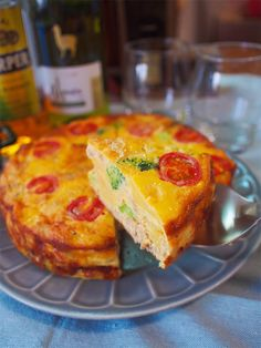 f:id:shinya_gohan:20190921213109j:image Quiche, Breakfast, Recipes, Image, Food, Meal, Eten, Quiches, Recipies