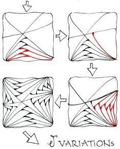 zentangles for beginners   Zentangle Patterns For Beginners   Life ...                                                                                                                                                                                 More