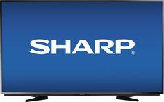 Buy Sharp  50 Class (49.7 Diag.)  LED  1080p  HDTV  Black