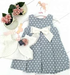 Time to source smarter! Latest Fashion Dresses, Frock Design, Butterfly Dress, Dress With Cardigan, Different Fabrics, Kids Wear, Wholesale Clothing, Outfit Sets, Kids Girls