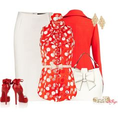 Bows and Heels Contest 2, created by kginger on Polyvore