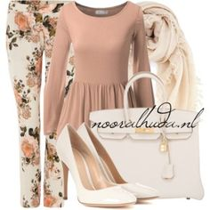 Hijab Outfit #744