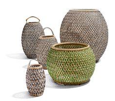 Dala Lantern & Planter - Dedon