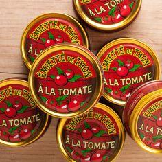 Émietté vom Thunfisch mit Tomate (80g), LA BELLE-ILOISE