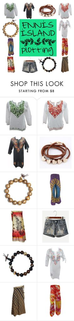 Stylish Style Fashion by era-chandok on Polyvore featuring Bodhi, bracelet, top, tunic, sale and offer
