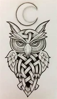 Celtic Knotwork owls - Yahoo Search Results Yahoo Image Search Results