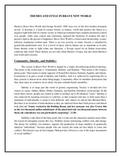 Buy Essay Paper Brave New World Essays Religion  Vision Specialist Proposal Essay Topics List also Sample Business School Essays The  Best Brave New World Images On Pinterest  Brave New World  Sample Thesis Essay