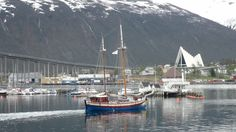 Artic Cathedral. Tromso, Norway