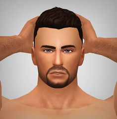 I'll keep this short. It's a new male hairstyle that I've been wanting to make – and now I did! It's available in all ea base-colors + base-game compatible (as with all my hairs) + comes in two...