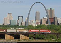 RailPictures.Net Photo: TRRA 2004 Terminal Railroad Association of St. Louis EMD GP38-3 at East Saint Louis, Illinois by Mike Mautner