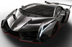 Just about the time you think Lamborghini couldn't possibly come up with a more rad design, BOOM...there it is!
