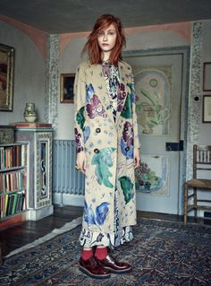 November 2014 Harper's Bazaar UK