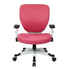Check out the Office Star 5200W Managers Chair with Padded Mesh Seat and Back, Height Adjustable Flip Arms and Coated Nylon Base priced at $251.06 at Homeclick.com.