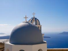 Bericht unserer letzten Weltreise-Tage auf Santorini Santorini, Travel Report, Viajes, Santorini Caldera