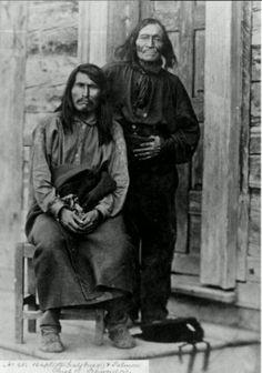 Baptiste & Colville Salmon Chief