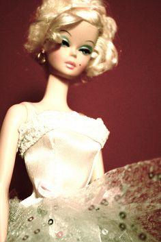 'prima ballerina' ~ silkstone barbie ❀ ~  ◊  photo via 'theresa' - 'sublimenade' photosharing on flickr