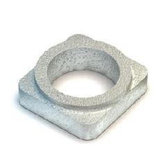 Lindapter 'W' Deep Washer. Eberl Iron Works, Inc. is a distributor of Lindapter Steel Connections and Steel Fixings.